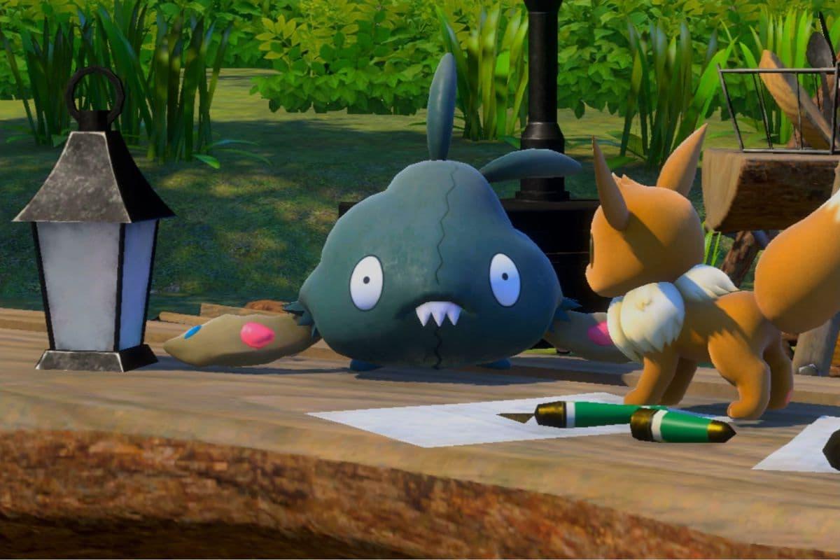 Estos son los pokémon que aparecen en Campamento base de New Pokémon Snap