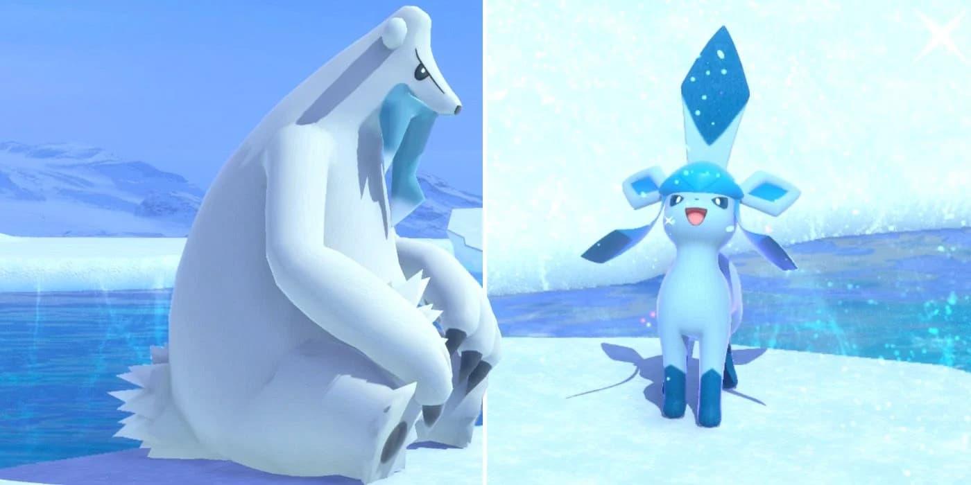 Estos son los pokémon que aparecen en Valle (de día) de New Pokémon Snap