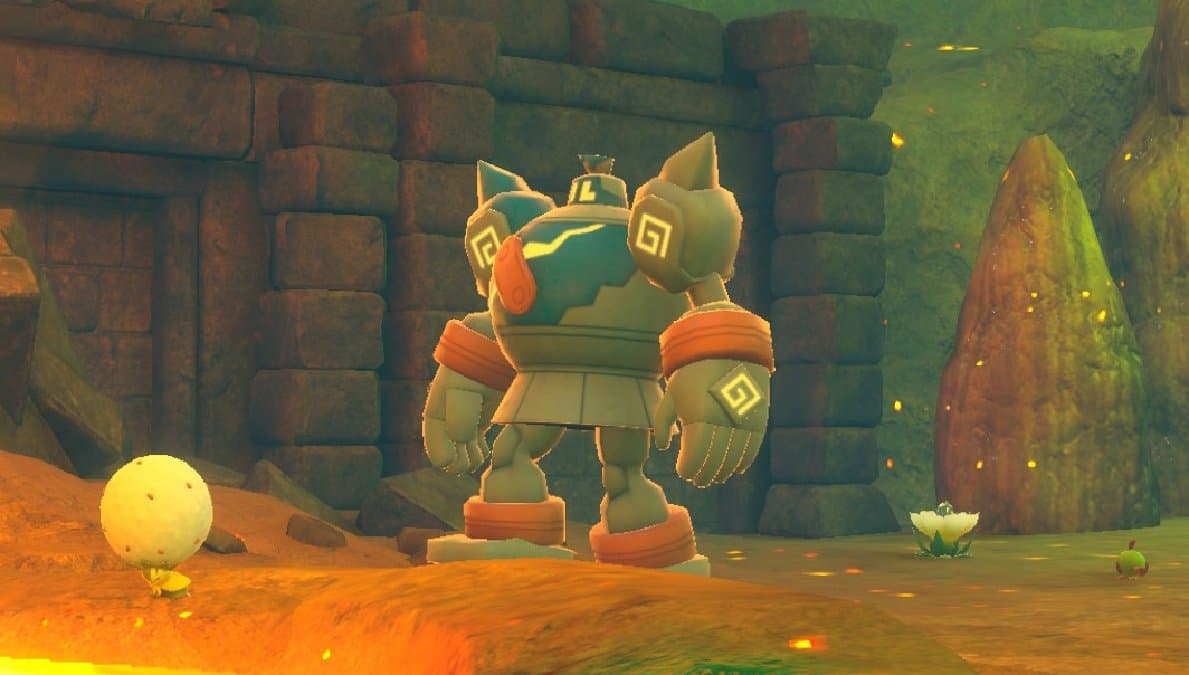 Estas son todas las ruinas antiguas de New Pokémon Snap | Kyaooo