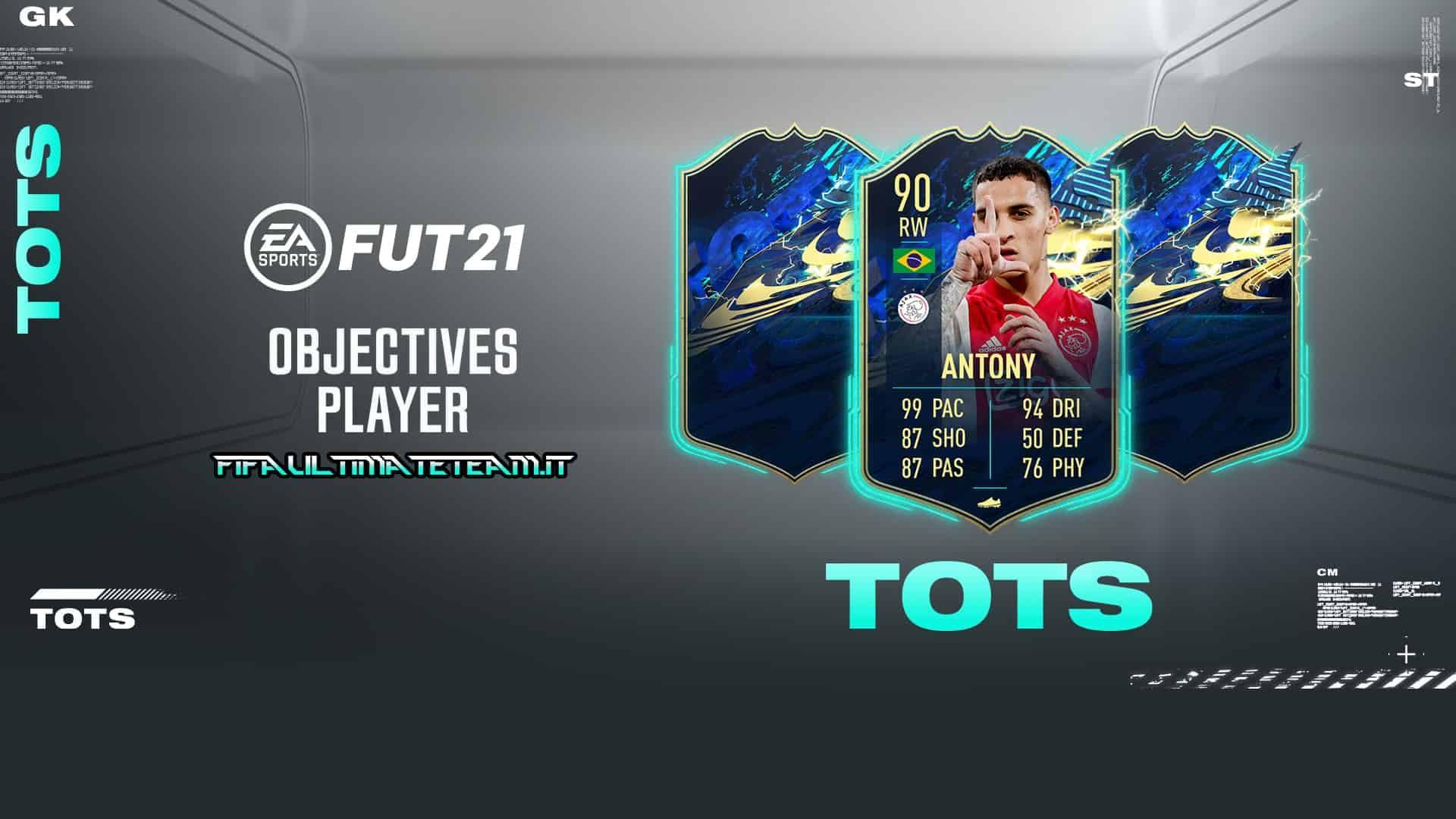 Todo lo que necesitas saber del TOTS Ultimate de FIFA 21