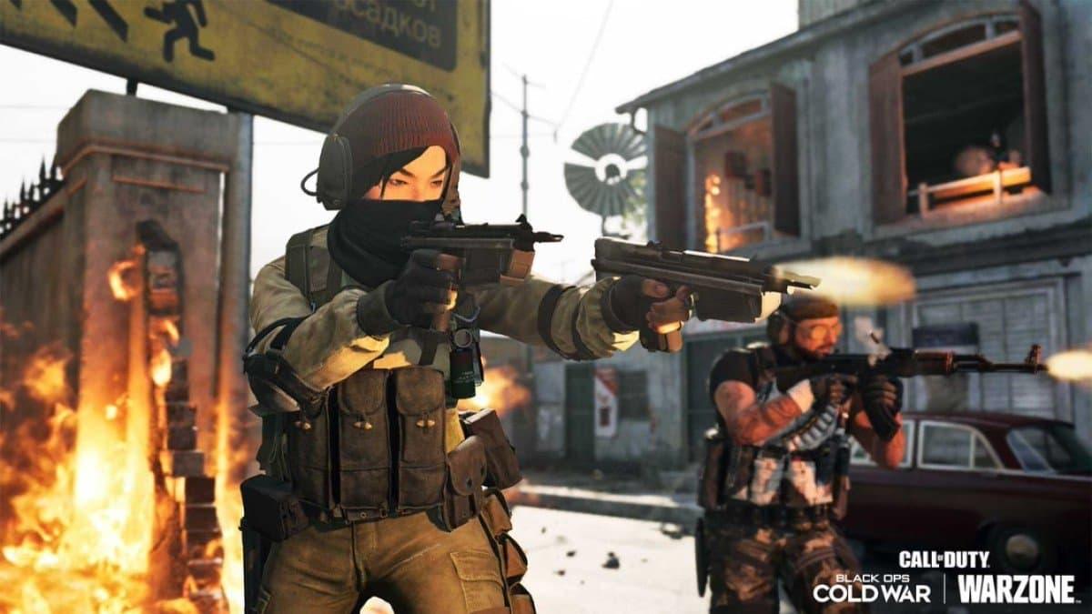 la AMP63, nueva arma del Call of Duty: Black Ops Cold War | Kyaooo