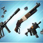 Las nuevas armas y las que regresan esta temporada 7 de Fortnite