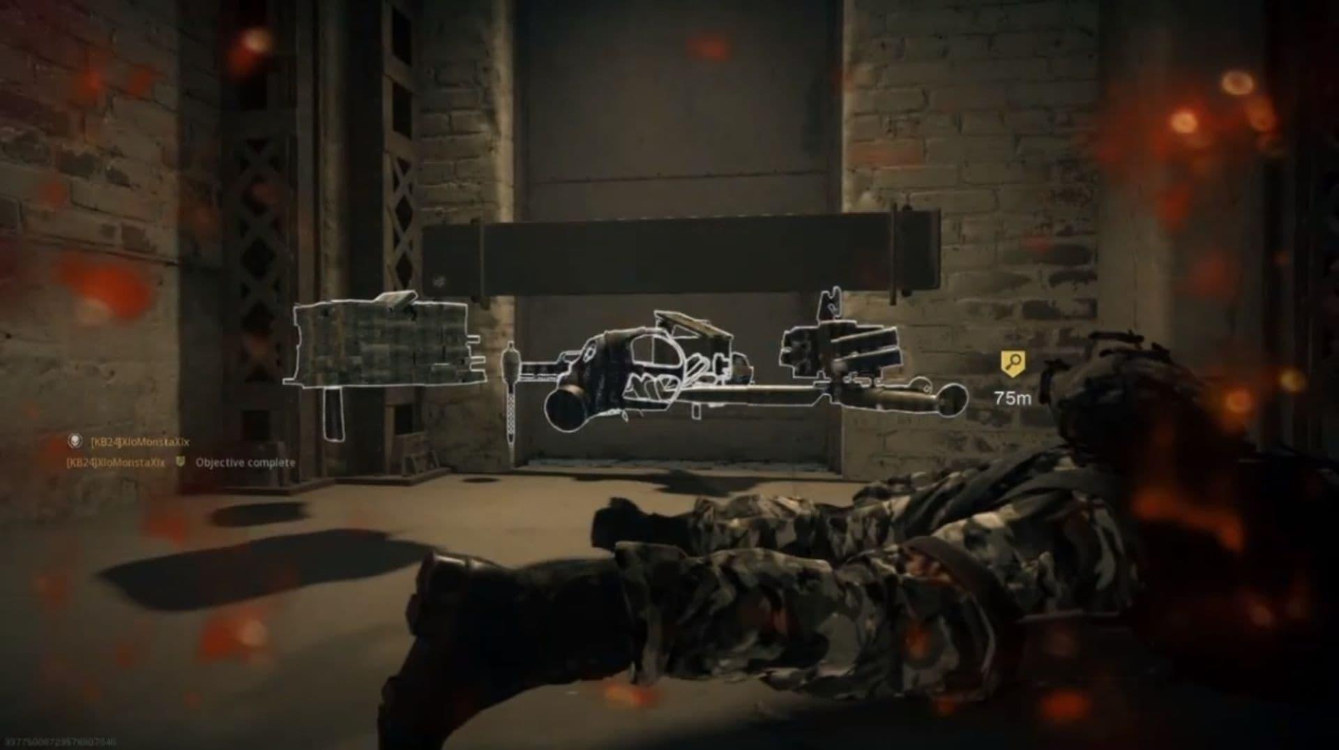 Un bug de las puertas de Warzone te mata instantáneamente