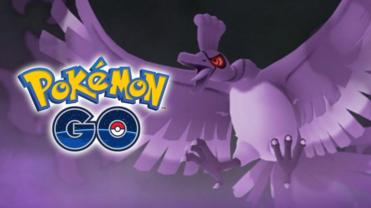 Cómo capturar al Ho-Oh oscuro de Giovanni en Pokémon Go