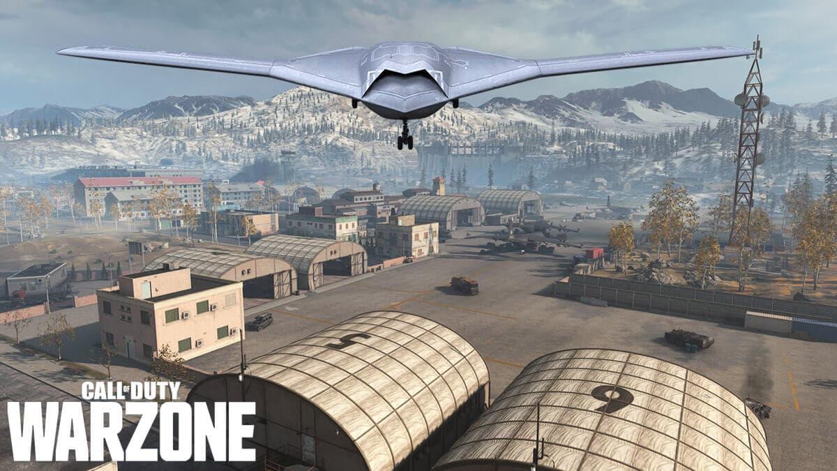 Cómo conseguir la racha de bajas HARP UAV de Warzone