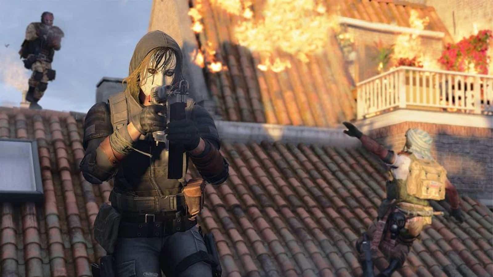 Cómo obtener la pistola de clavos en Warzone