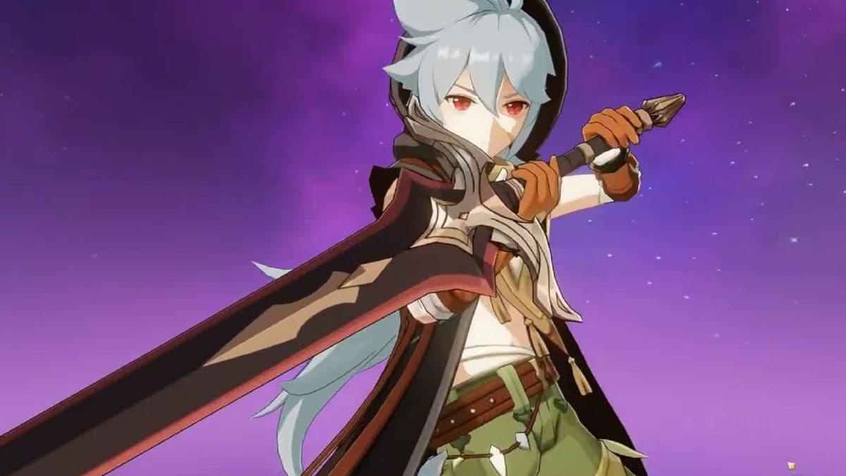 La mejor build para Razor en Genshin Impact: armas, artefactos...