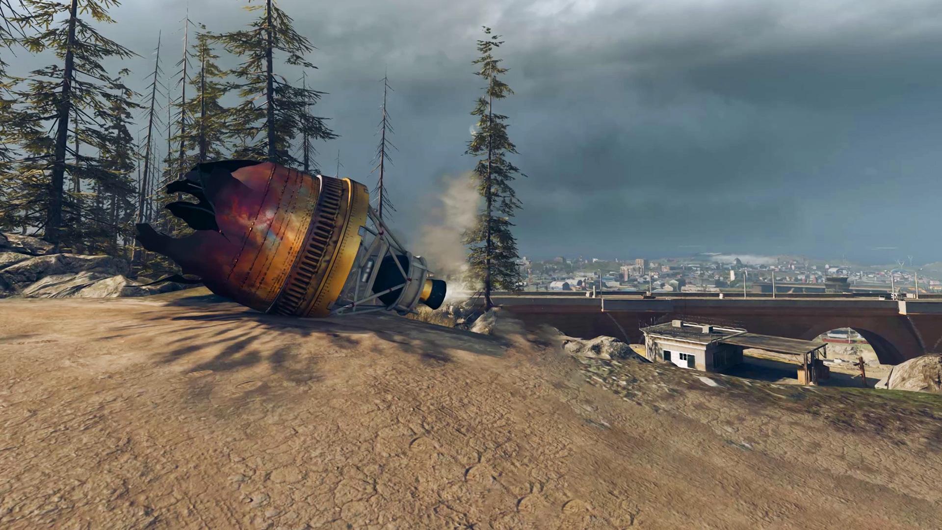 Cómo superar las misiones del evento Caída a Tierra de Warzone