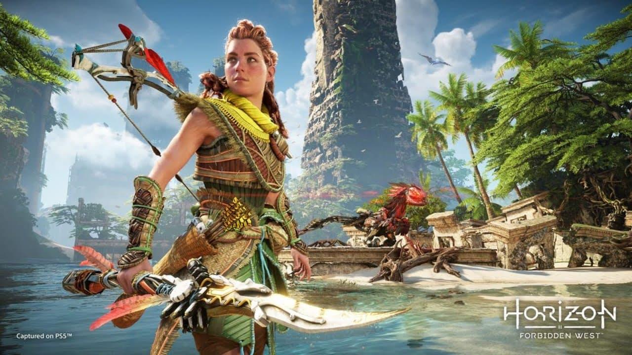 Novedades de Horizon Forbidden West para PS5 | Kyaooo