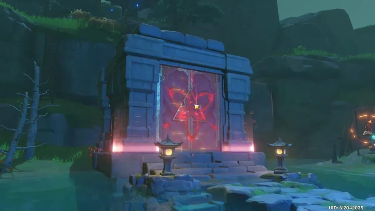 Cómo acceder al palacio oculto de la fórmula Zhou en Genshin Impact