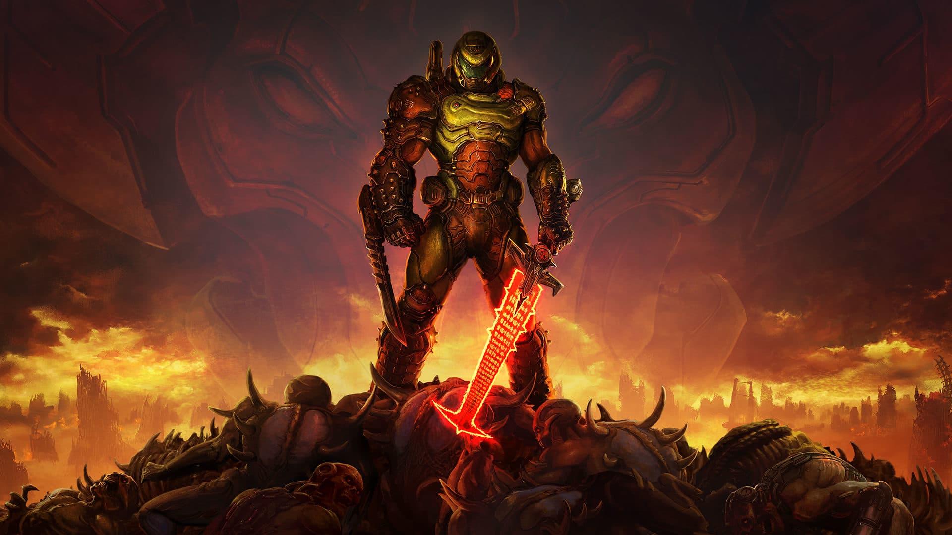 Así será la versión de DOOM Eternal para Xbox Series X y PS5 | Kyaooo
