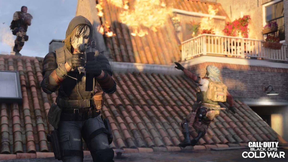 Call of Duty Warzone: los gráficos next-gen llegan a PS5 y Xbox Series X