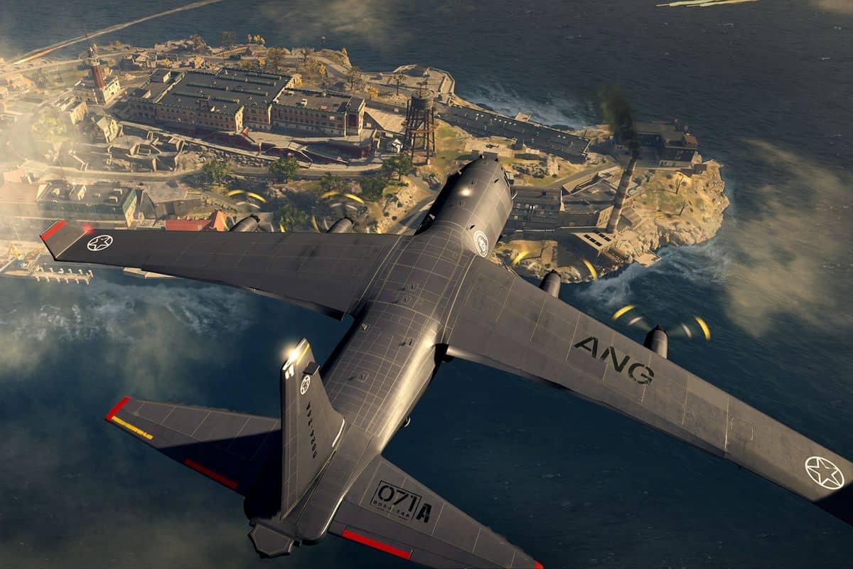 Aviones en Warzone: el modo Payload incorporará vehículos voladores