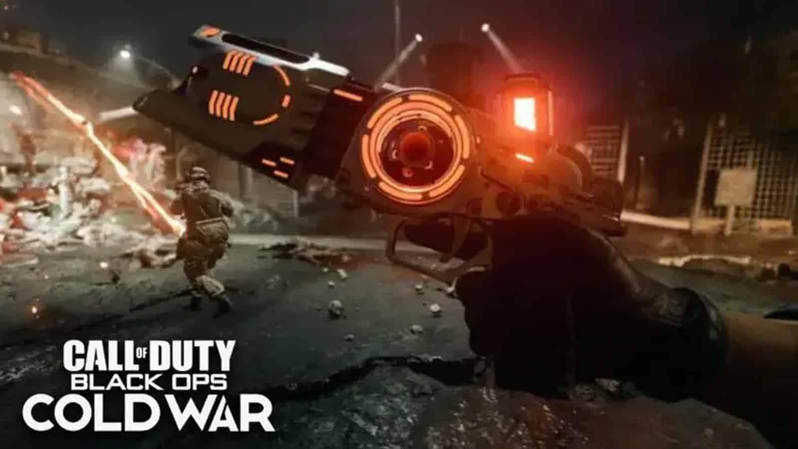Cómo conseguir el arma CRBR-s en los zombis de CoD: Black Ops Cold War
