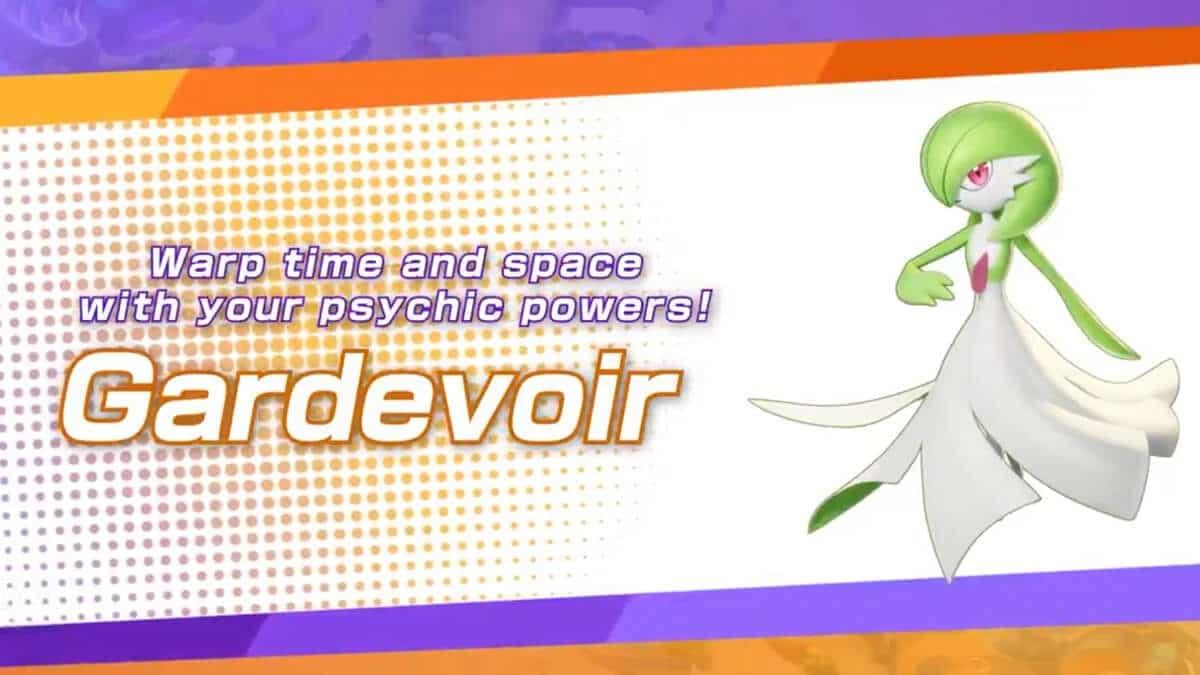 Ya está disponible Gardevoir en Pokémon Unite | Kyaooo