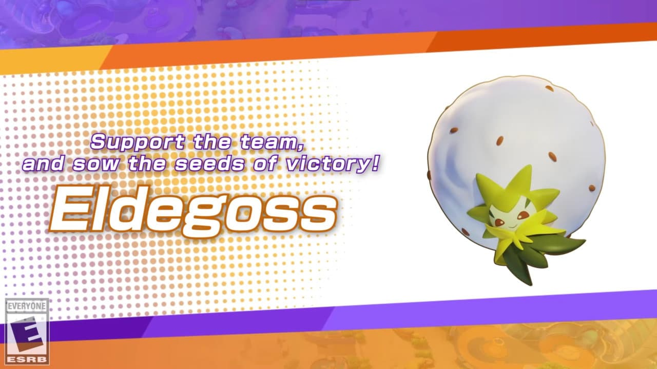 Guía de Eldegoss de Pokémon Unite: ataques, build, estrategia...   Kyaooo