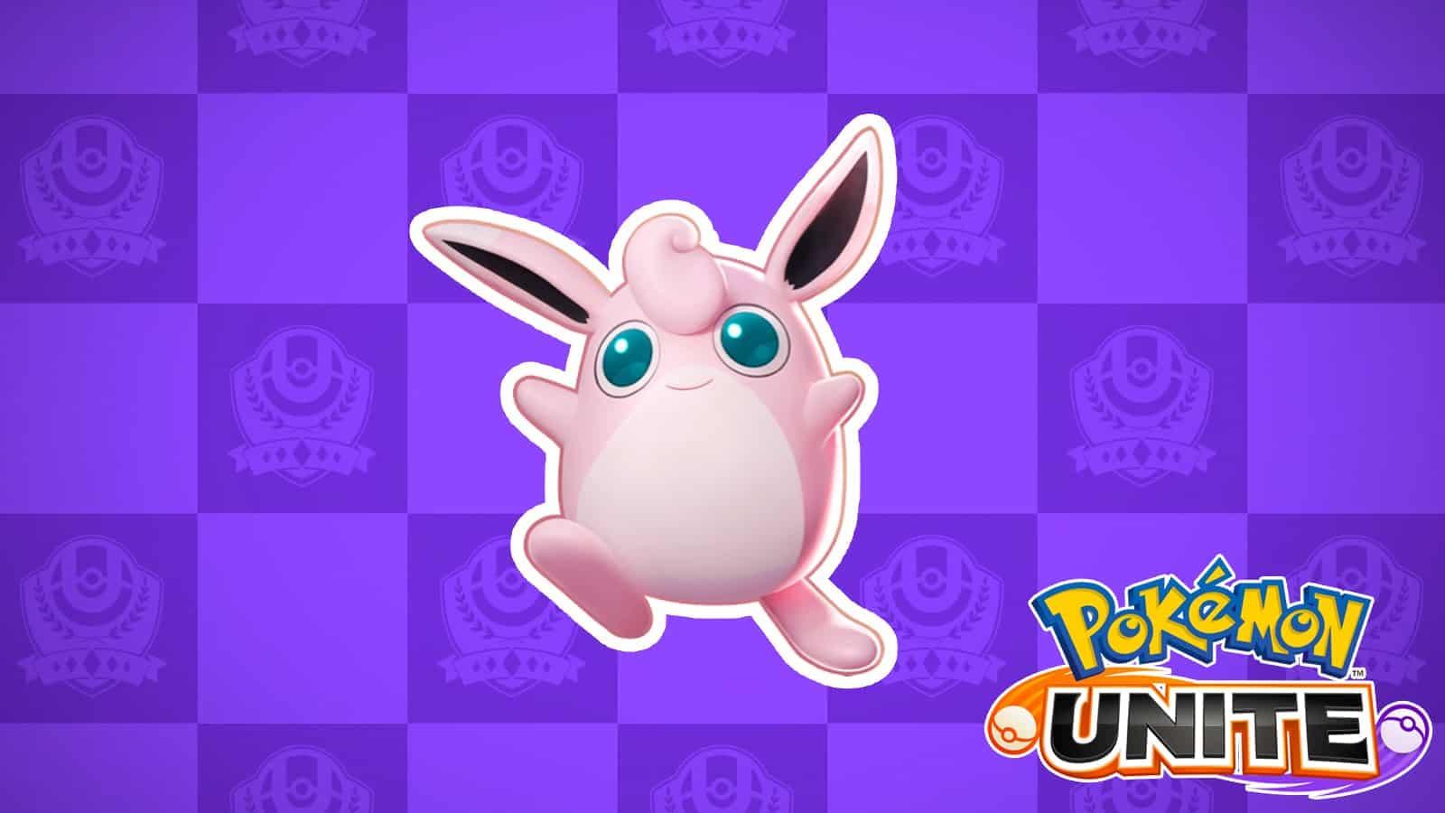 Guía de Wigglytuff de Pokémon Unite: ataques, build, estrategia...
