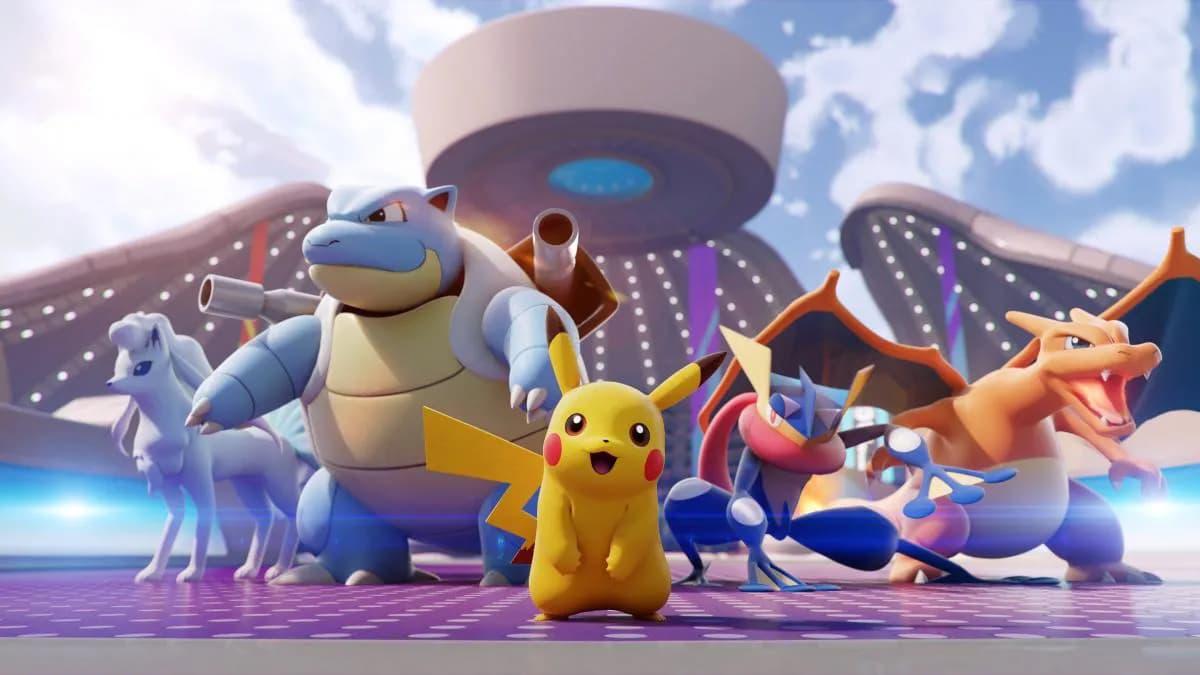Todas las recompensas del pase de batalla gratis y premium de Pokémon Unite
