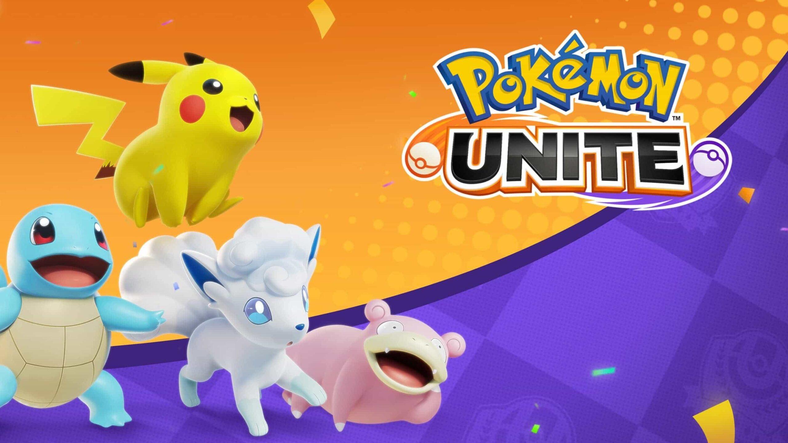 Tipos de pokémon en Pokémon Unite e integrantes de cada uno | Kyaooo