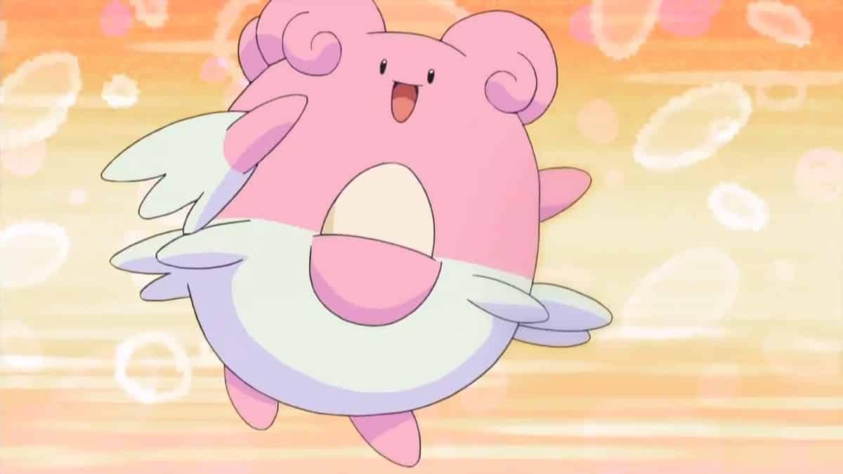 Blissey será la siguiente en llegar a Pokémon Unite tras Blastoise