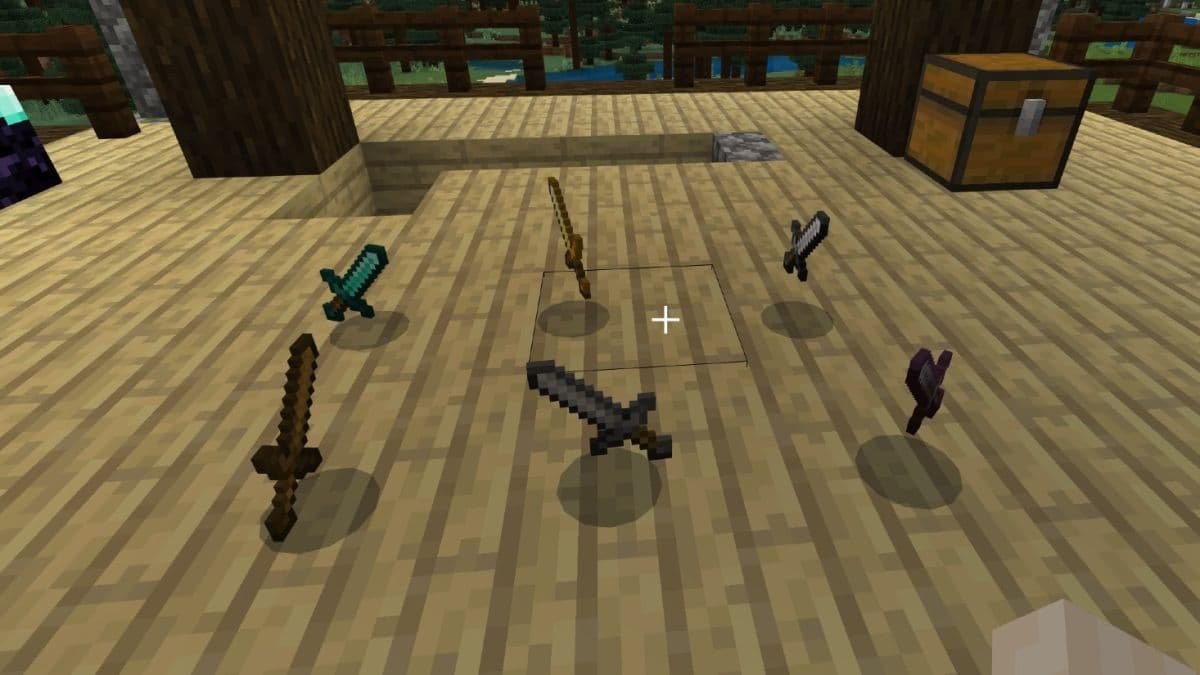 Cómo conseguir una espada con 1.000 de filo en Minecraft