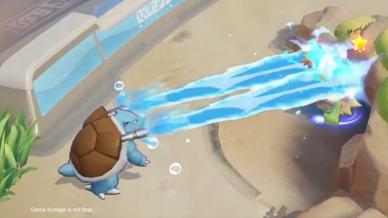Guía de Blastoise de Pokémon Unite: ataques, build, estrategia...