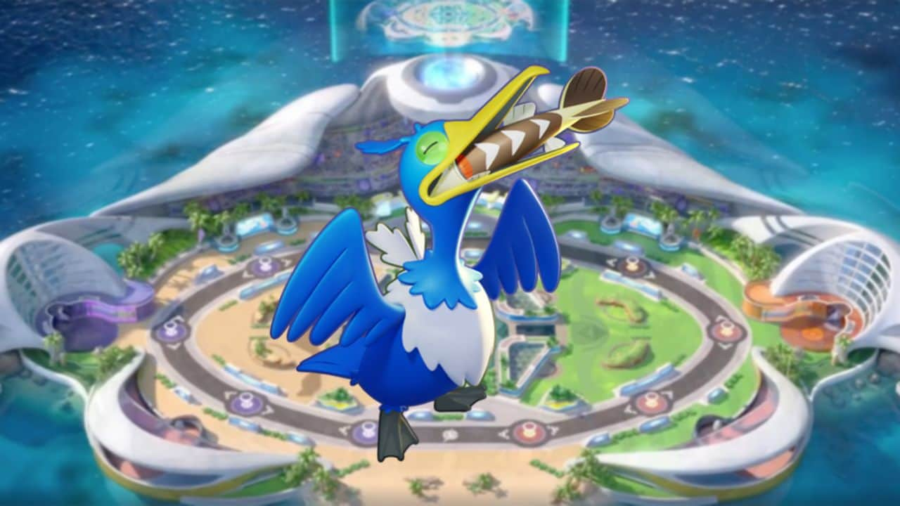Guía de Cramorant de Pokémon Unite: ataques, build, estrategia...