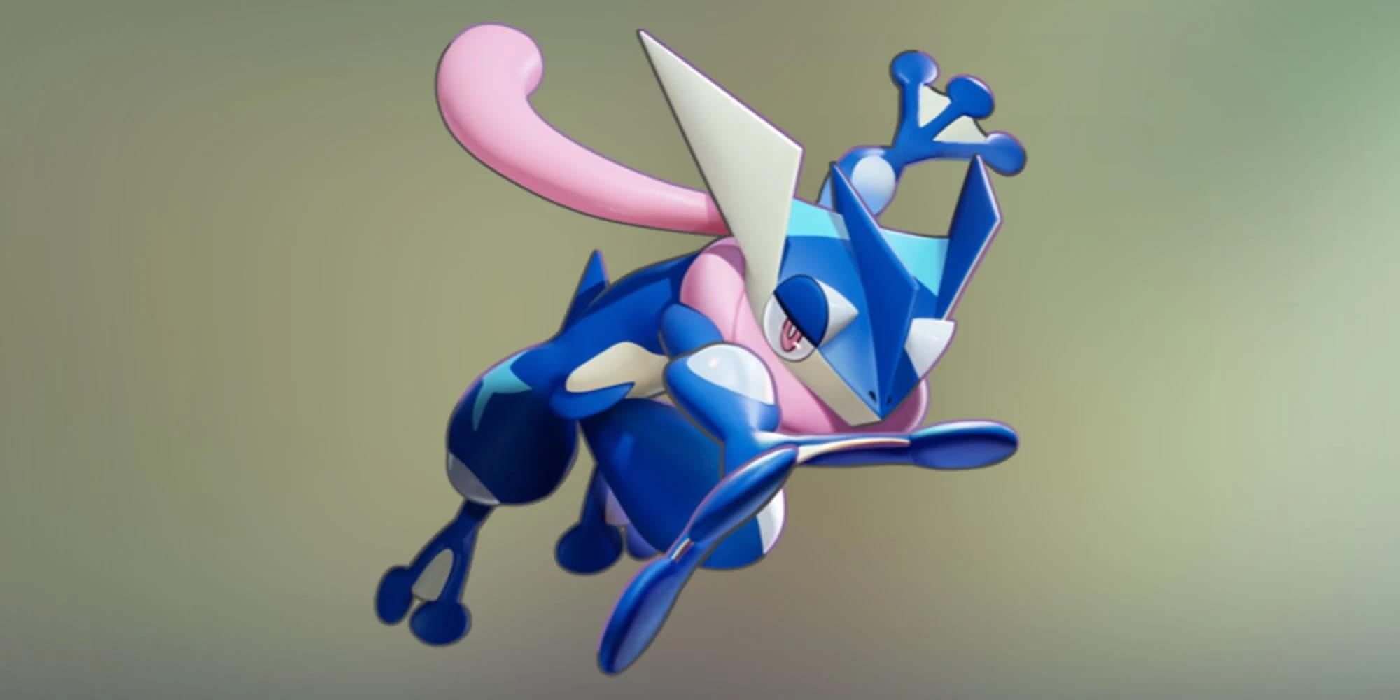 Guía de Greninja de Pokémon Unite: ataques, build, estrategia...   Kyaooo