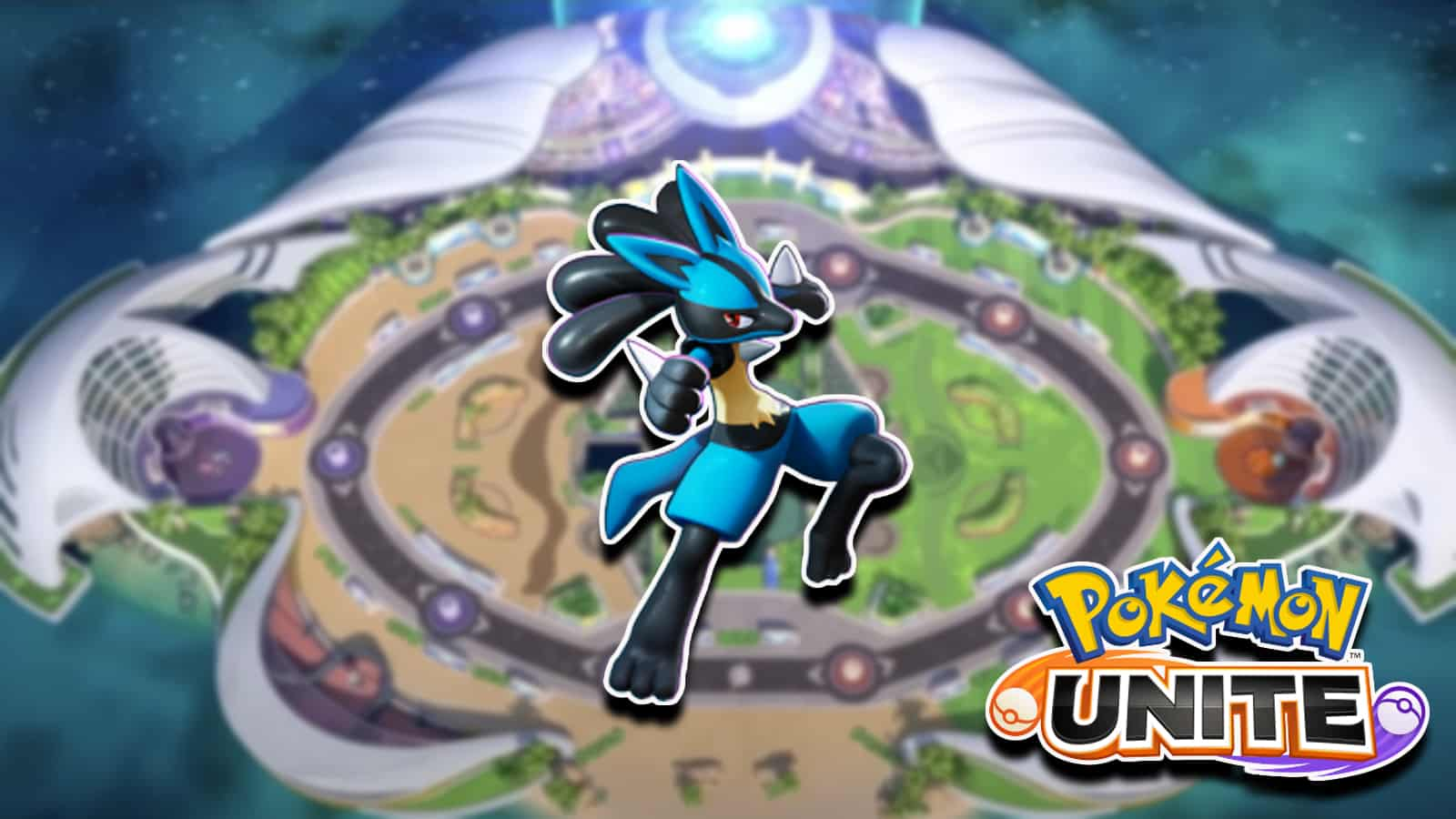 Guía de Lucario de Pokémon Unite: ataques, build, estrategia...   Kyaooo