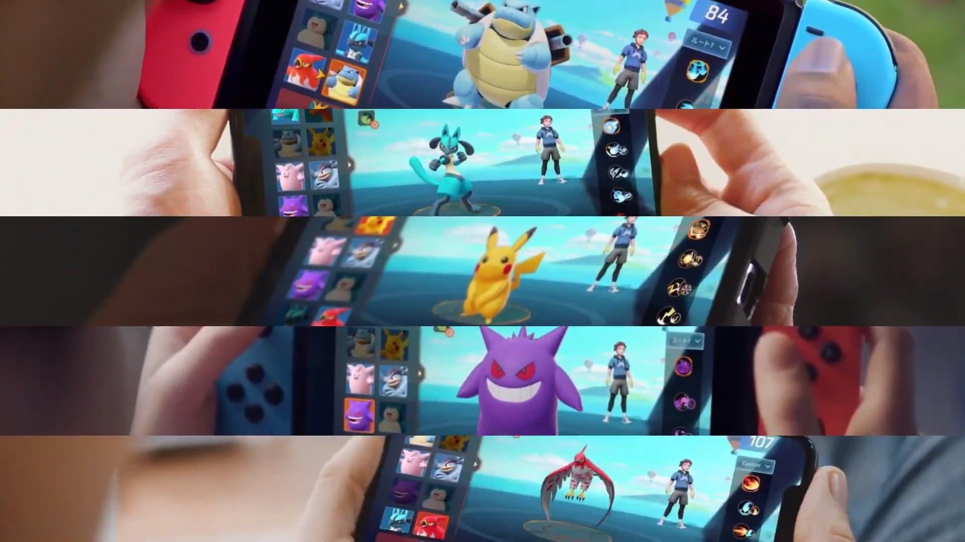 ¿Cuándo sale Pokémon Unite para móviles?