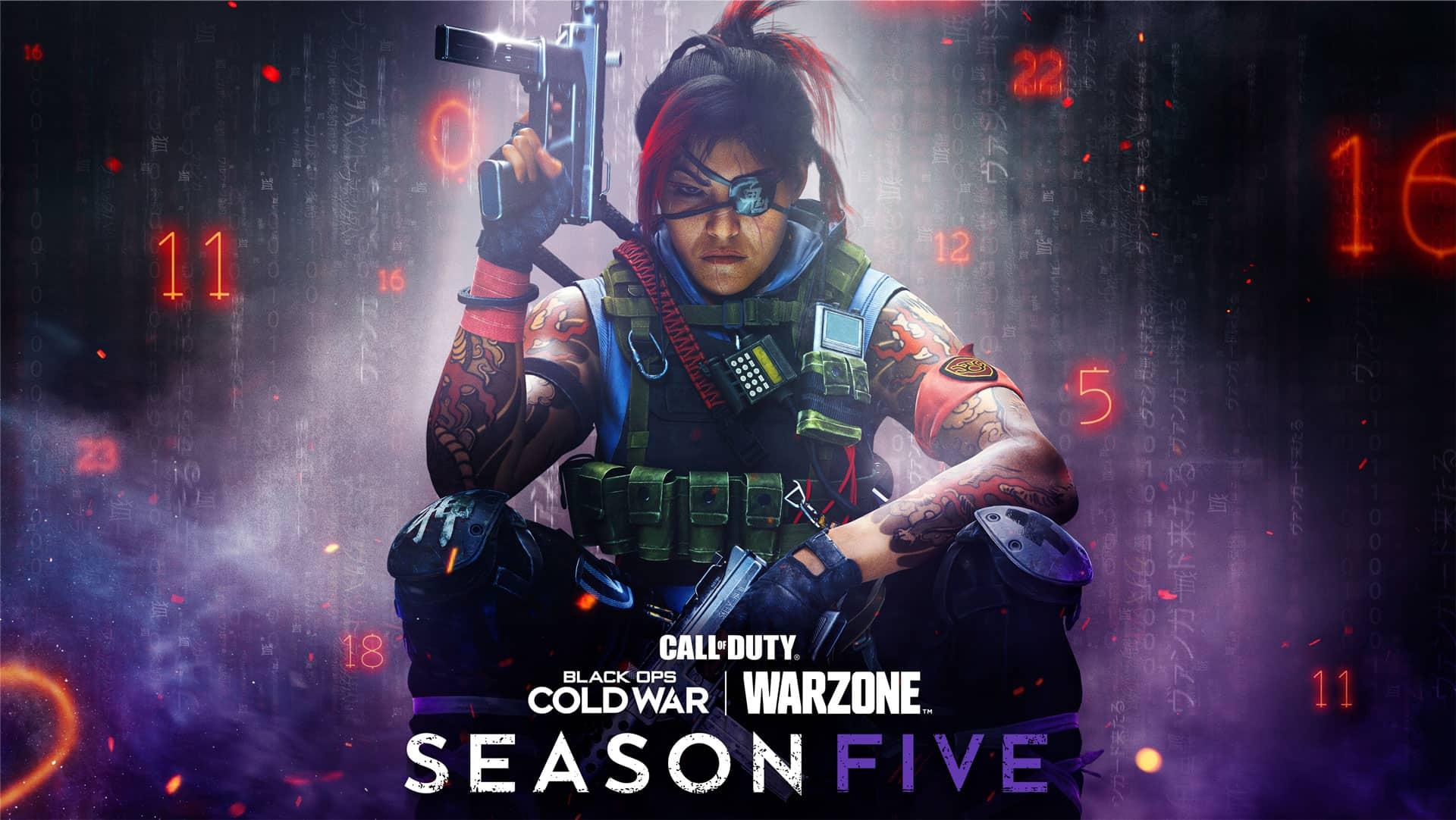 Todas las novedades de cara a la temporada 5 de Warzone