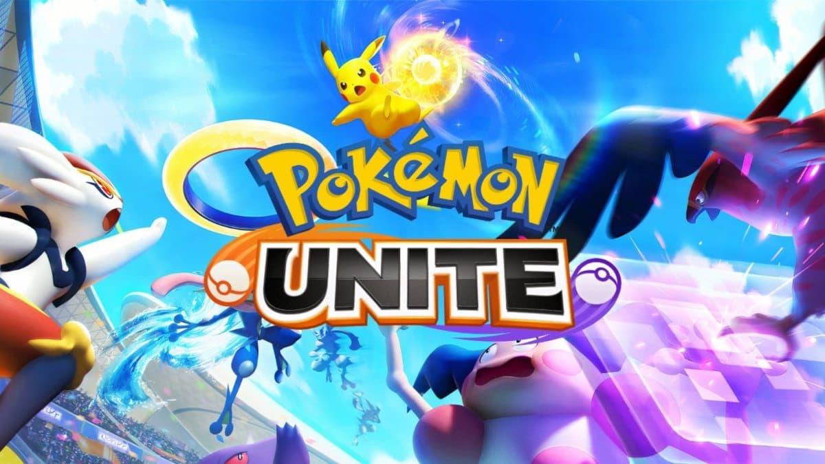 Estos son los stats de todos los pokémon de Pokémon Unite