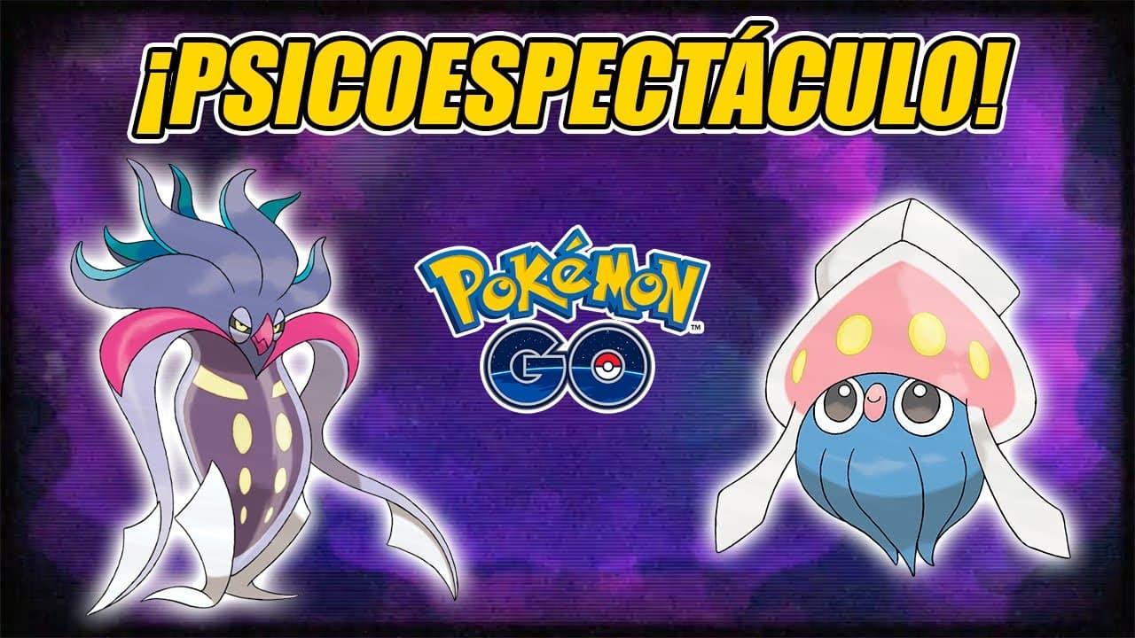 Cómo capturar a Inkay y Malamar en Pokémon Go | Kyaooo