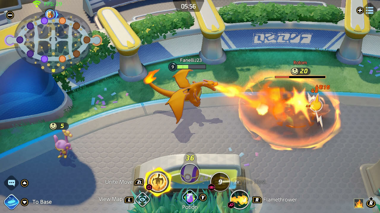 Cómo subir de nivel rápido en Pokémon Unite | Kyaooo
