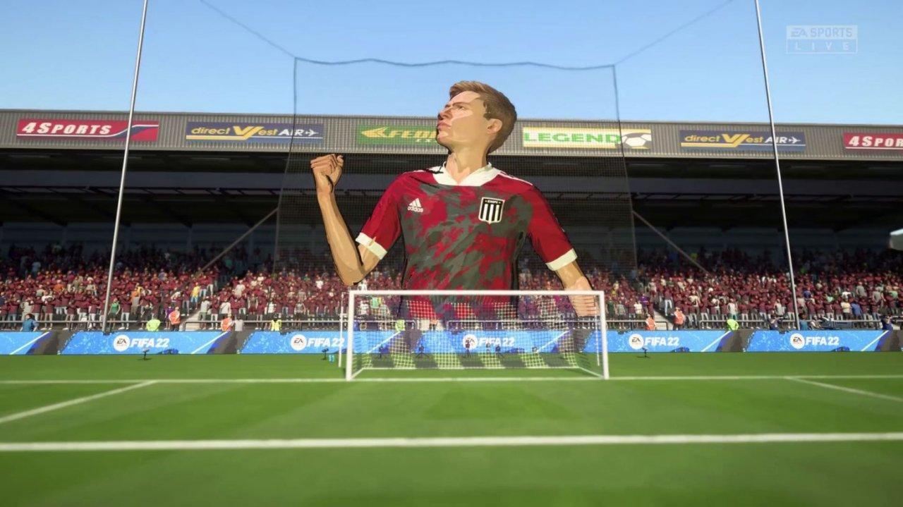 Equipos humildes para el modo carrera del FIFA 22