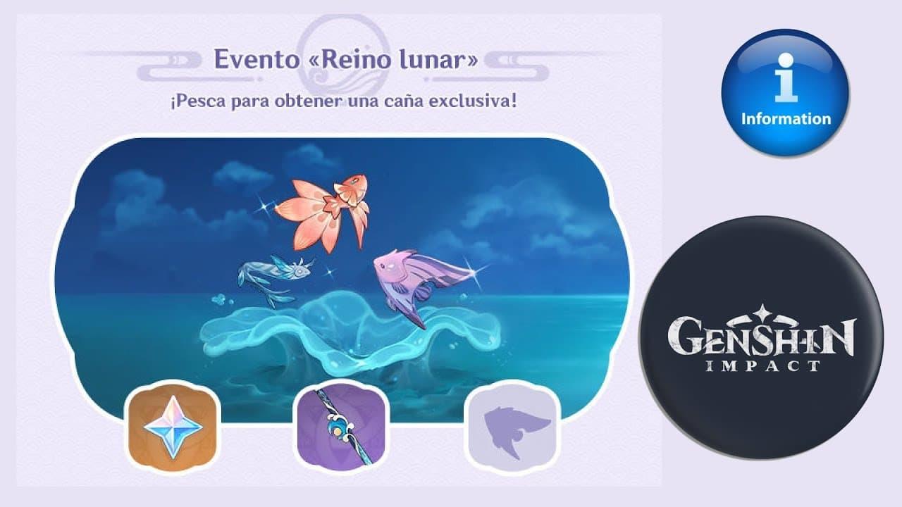 Así es el evento Reino Lunar en Genshin Impact | Kyaooo