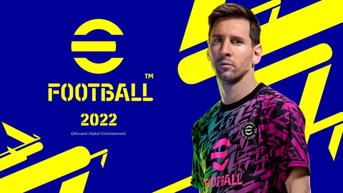 Fecha de lanzamiento de eFootball 2022, el nuevo PES   Kyaooo