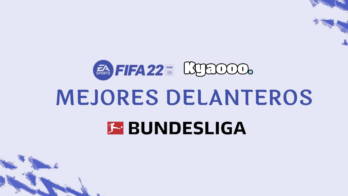 Los mejores delanteros de la Bundesliga en FIFA 22