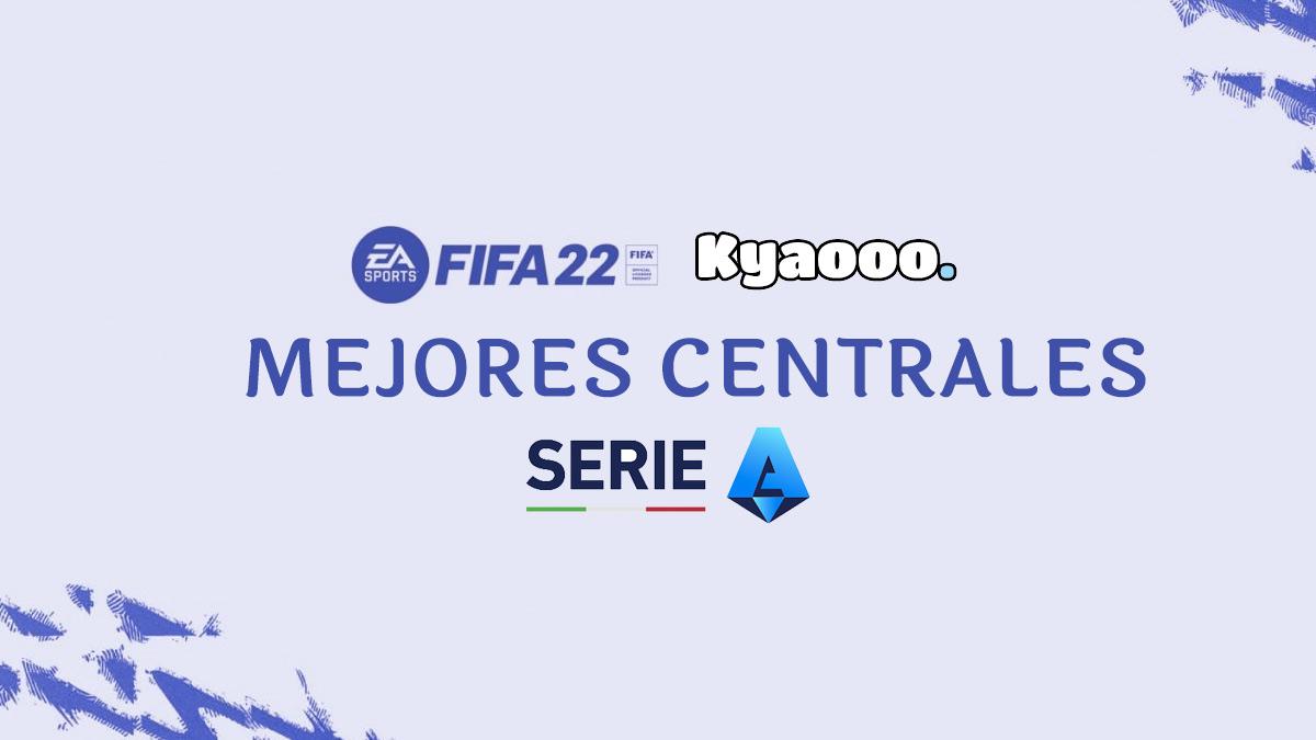 Mejores centrales de la Serie A en FIFA 22