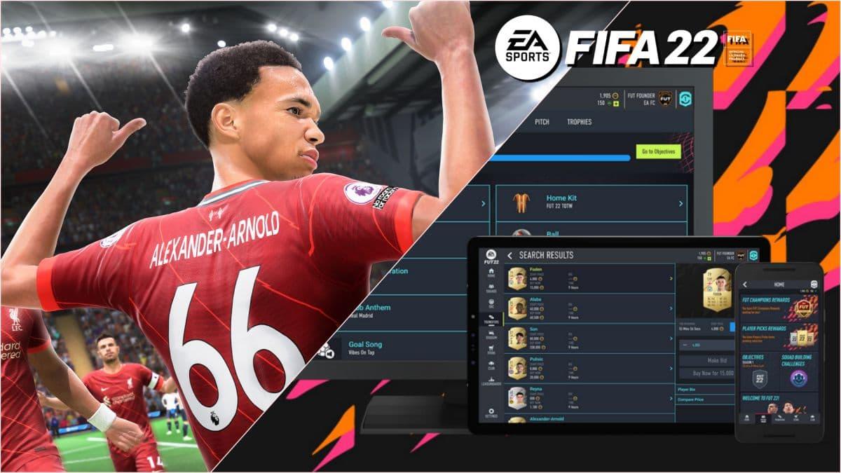 Estos son los mejores equipos de FIFA 22