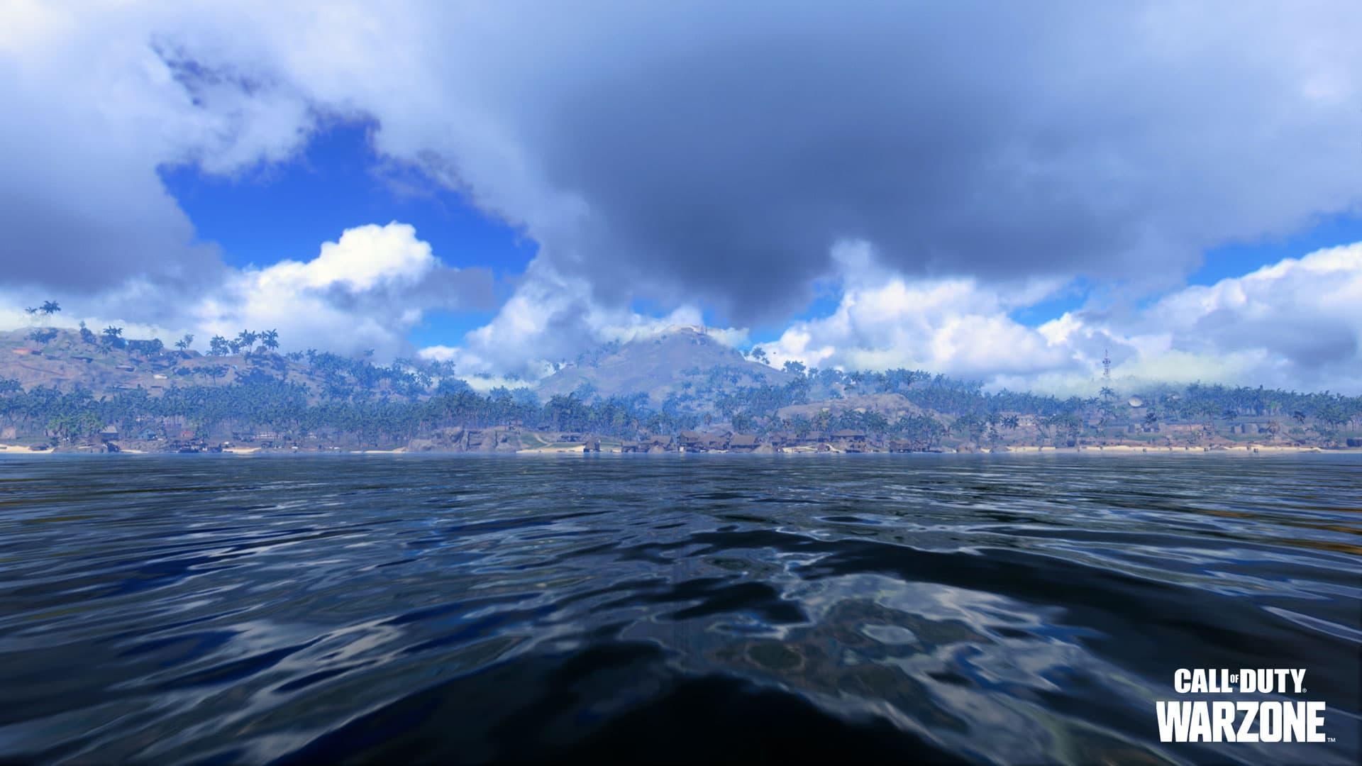 Así es el nuevo mapa Pacífico de Call of Duty: Warzone | Kyaooo
