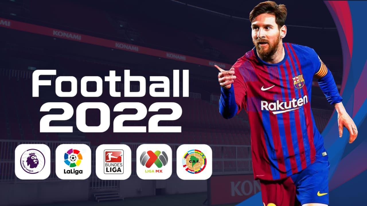 Primer vídeo del nuevo gameplay de eFootball 2022 | Kyaooo