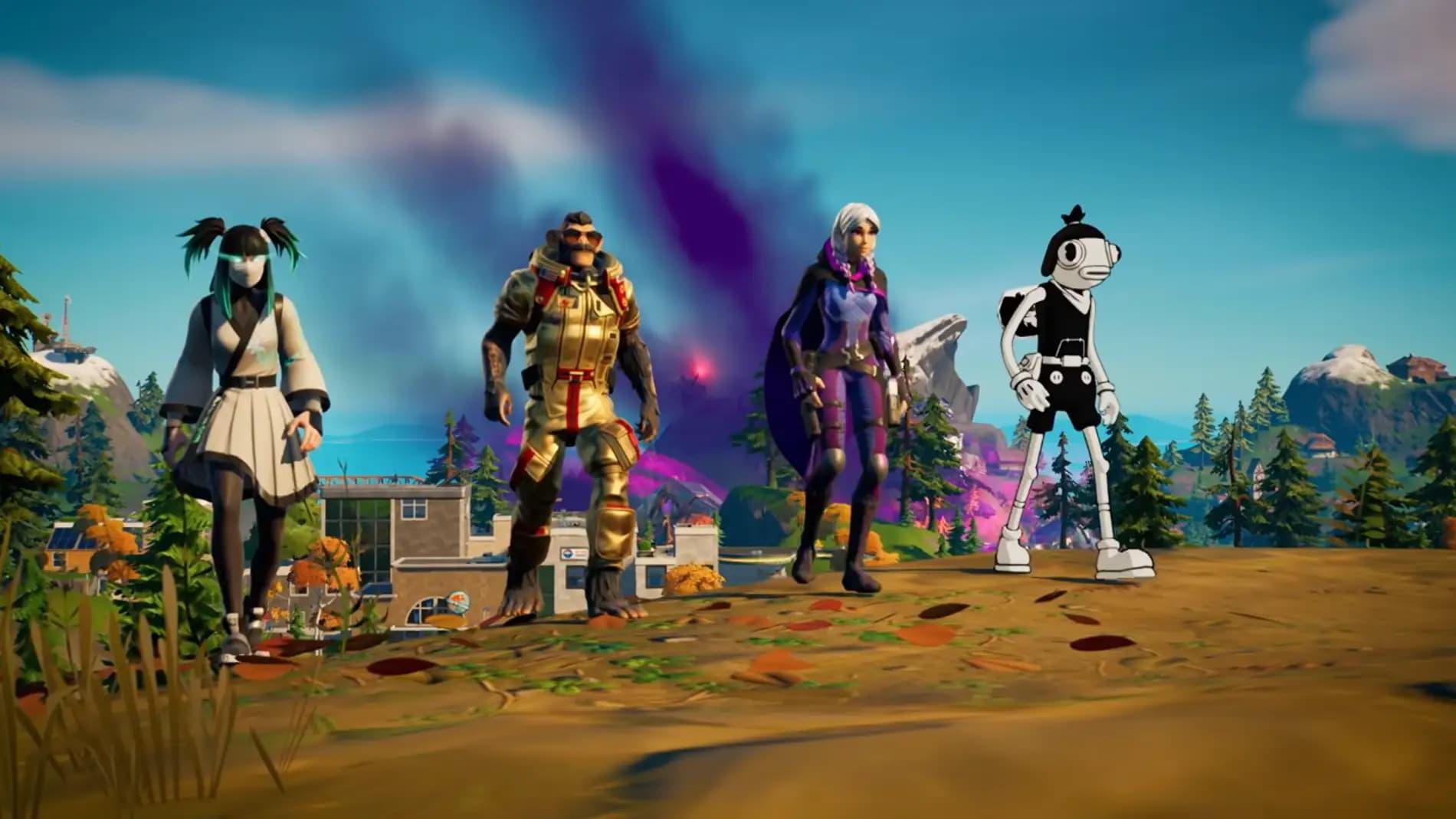 Fortnite, temporada 8: así es el sistema de XP y niveles | Kyaooo