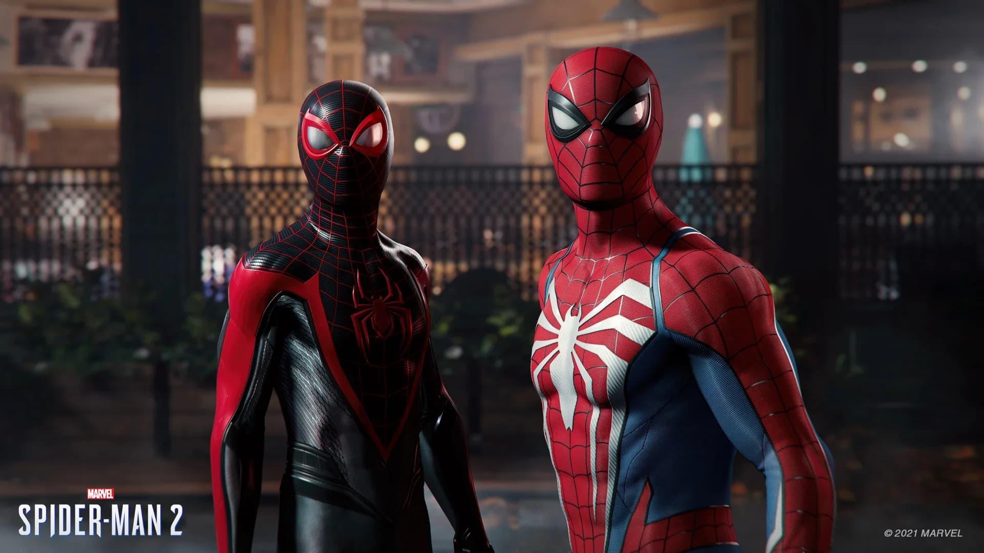 Tráiler de Marvel's Spider-Man 2, lo nuevo de Insomniac Games | Kyaooo