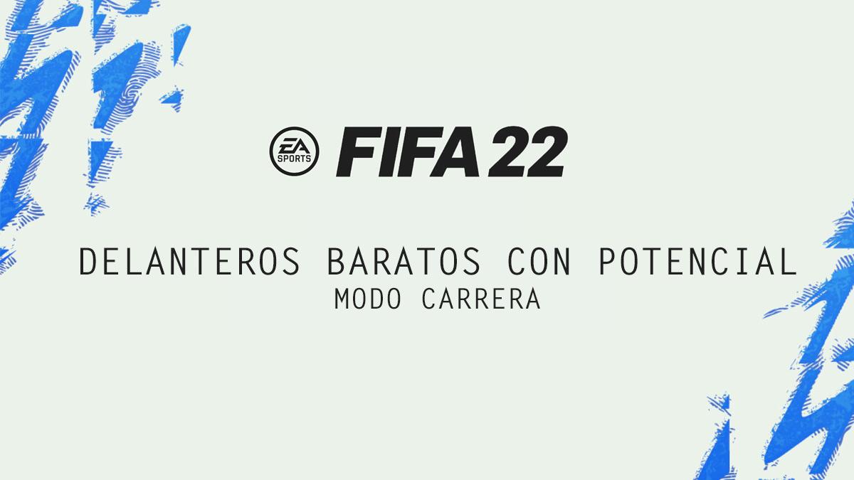 Delanteros baratos y con potencial para el modo carrera de FIFA 22 | Kyaooo
