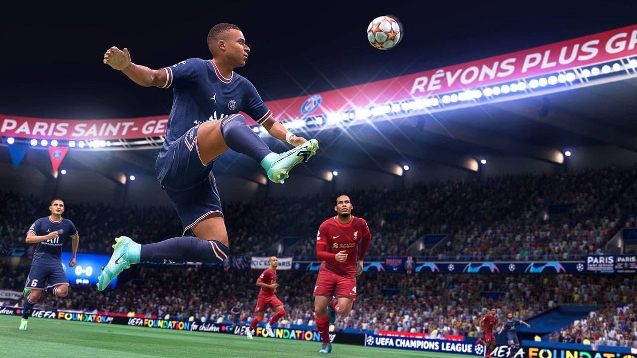 Los errores más comunes de FIFA 22 que debes evitar