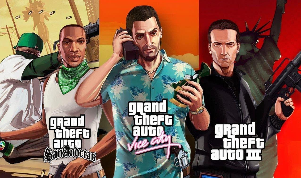 Fecha de lanzamiento de GTA Trilogy Remastered