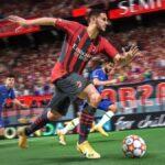 Los jugadores con más potencial en el modo carrera de FIFA 22